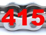 415 (Teilung 1/2 x 3/16 Zoll)