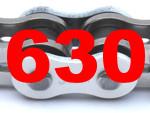 630 (Teilung 3/4 x 3/8 Zoll)