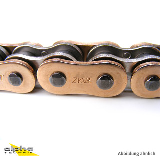 ENUMA Kette 520 ZVX-3 GOLD, 108 Glieder