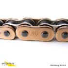 ENUMA Kette 525 ZVX-3 GOLD, 102 Glieder