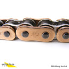 ENUMA Kette 525 ZVX-3 GOLD, 116 Glieder