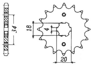 RITZEL Honda/Eton, Z-14