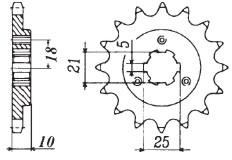 RITZEL Suzuki/CCM/Sachs, Z-15