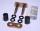 Enuma Schraubschloss für NX-Ring Kette 525 MVXZ-2 gold