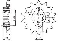RITZEL Ducati, Z-15