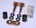 Enuma Schraubschloss für NX-Ring Kette 525 ZVX-3 gold