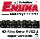 ENUMA Kette 525 MVXZ-2 SCHWARZ, 100 Glieder