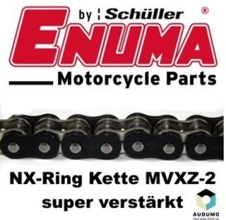 ENUMA Kette 525 MVXZ-2 SCHWARZ, 102 Glieder