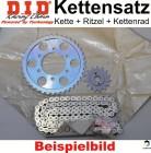 DID Kettensatz Kettenkit Suzuki GSX 1100 F, Bj. 89-,...