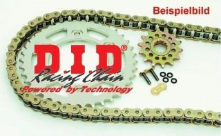 Kettensatz Kettenkit Quad SYM Quadlander 250, verstärkte X-Ring Kette
