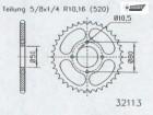 KETTENRAD E-Ton/SYM, Z-38