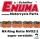 ENUMA Kette 530 MVXZ-2 ORANGE, 110 Glieder