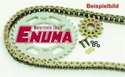 f/ür Suzuki RV 90 RV90 183-666 Enuma Kettensatz Ritzel + Kettenrad + Kette
