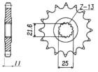 RITZEL Yamaha, Z-16, gummiert