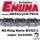 ENUMA NX-Ring Kette 530 MVXZ-2, extra verstärkt, 116 Glieder, Farbe: Stahlgrau