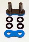 Enuma Nietschloss für NX-Ring Kette 520 MVXZ-2 blau