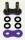 Enuma Nietschloss für NX-Ring Kette 520 MVXZ-2 violett