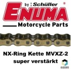 ENUMA Kette 530 MVXZ-2 GOLD, 120 Glieder