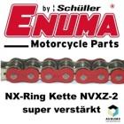 ENUMA Kette 520 MVXZ-2 ROT, 100 Glieder