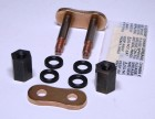 Enuma Schraubschloss für NX-Ring Kette 520 ZVX-3 gold