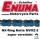 ENUMA Kette 525 MVXZ-2 BLAU, 100 Glieder