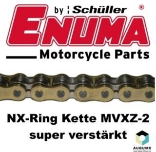 ENUMA Kette 525 MVXZ-2 GOLD, 112 Glieder